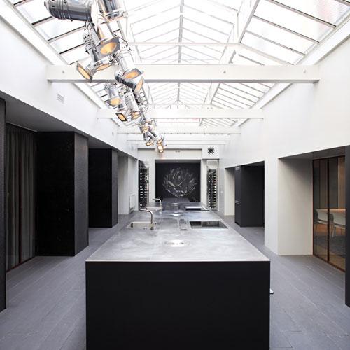 Studio ko project for Ateliers cuisine paris